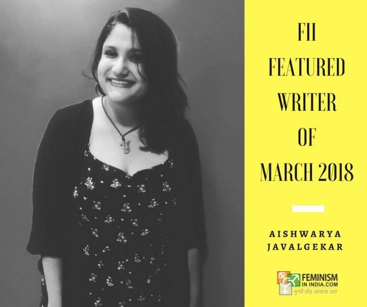 Featured on Feminism inIndia
